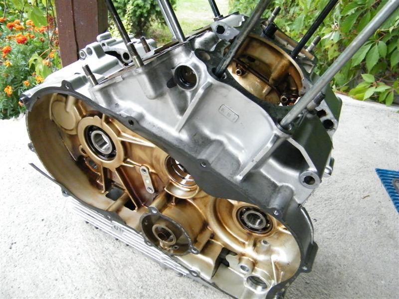 Obudowa silnika KARTER Kawasaki Vulcan VN 750