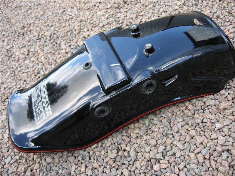 Błotnik tylny tył Kawasaki LTD 454