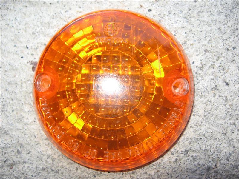 Szkło szybka kierunkowskaz Kawasaki LTD 454
