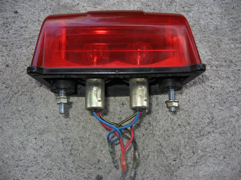 Lampa tylna tył Kawasaki LTD 454