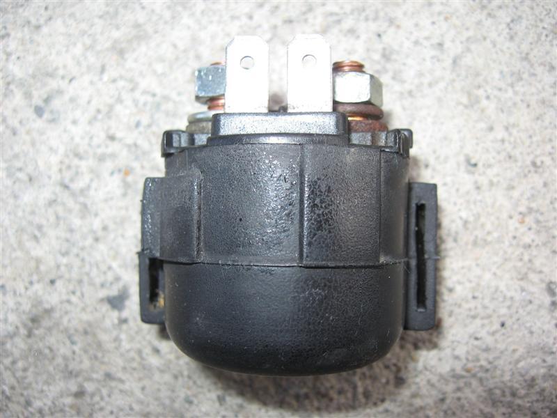 Automat rozrusznika włącznik Kawasaki LTD 454