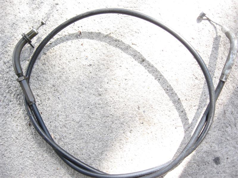 Linka ssania Kawasaki LTD454