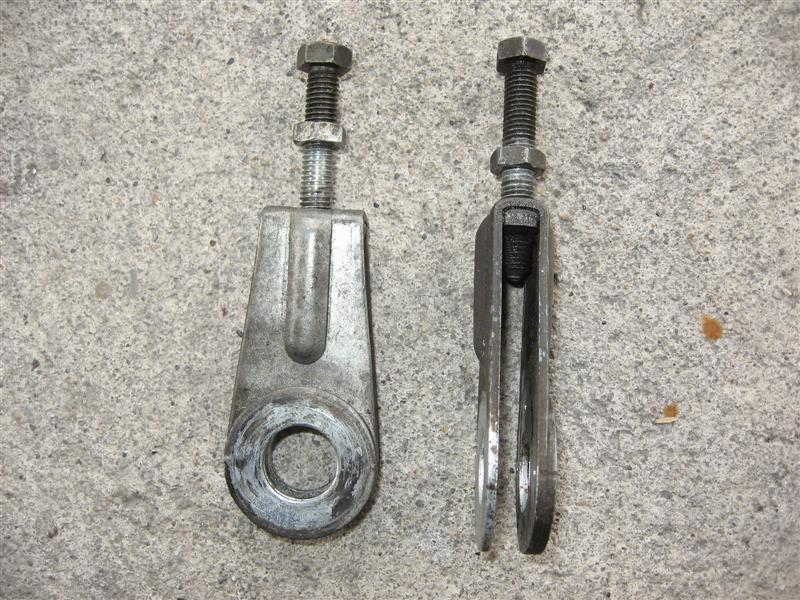 Napinacz pasa napędowego Kawasaki LTD454