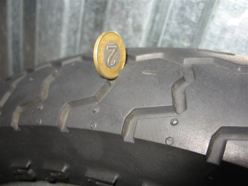 Koło przednie Kawasaki LTD454 LTD 454 100/90-19