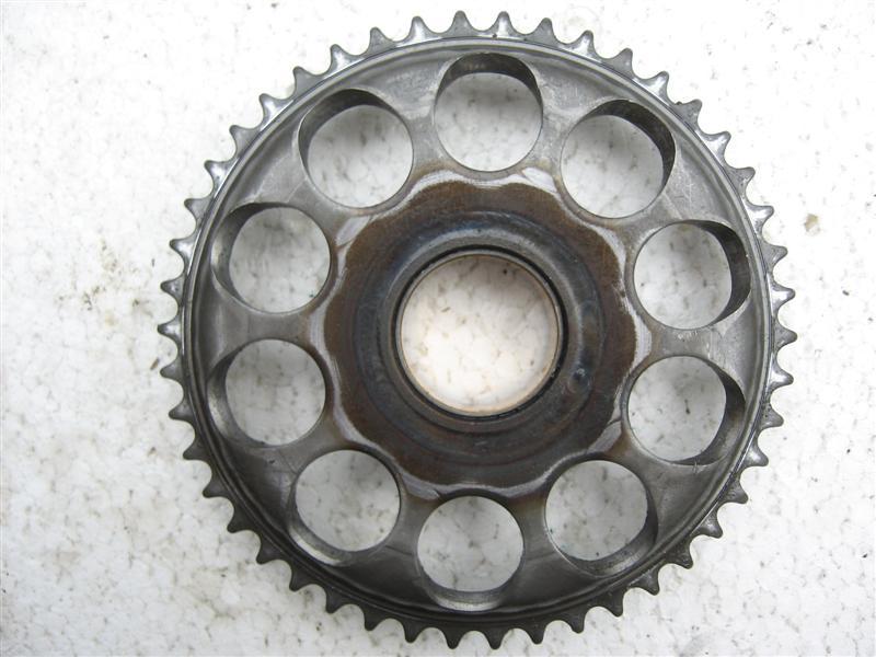Koło zębate rozrusznika Kawasaki LTD454