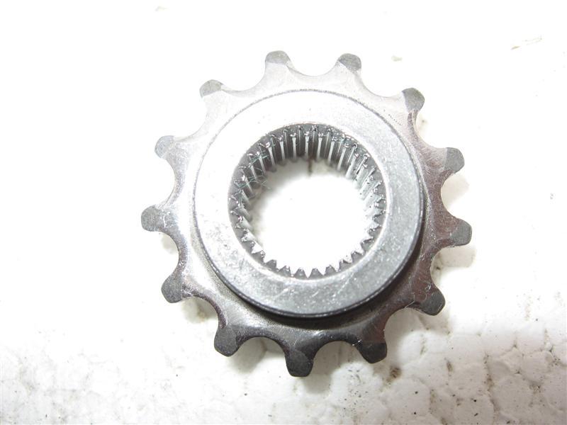 Koło zębate rozrusznika Kawasaki LTD 454