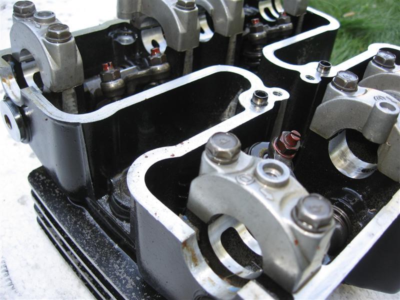 Głowica Kawasaki LTD454