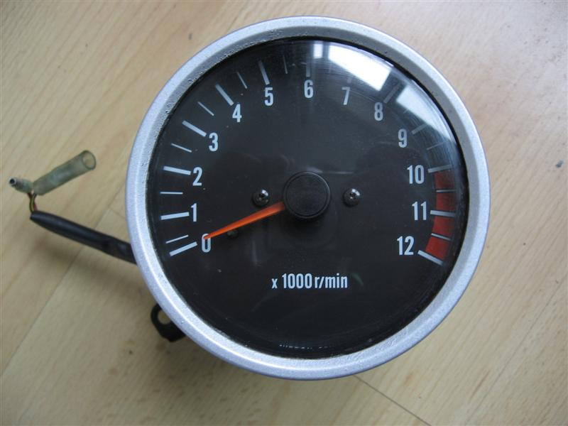 Obrotomierz Kawasaki LTD454
