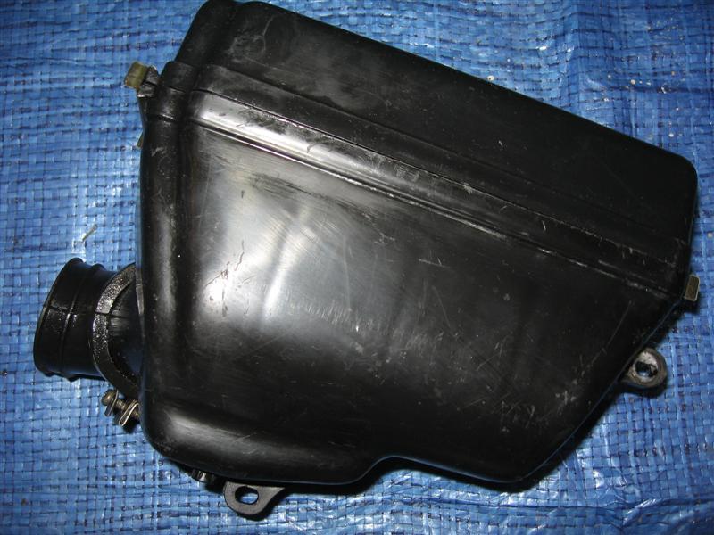 Filtr obudowa filtra powietrza Suzuki GT 80