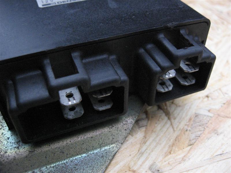 Moduł zapłonu zapłonowy Suzuki VS 800 Intruder