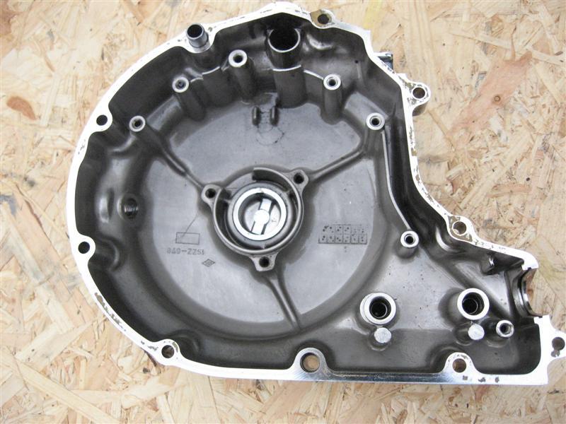 Obudowa alternatora dekiel Suzuki VS 800 Intruder