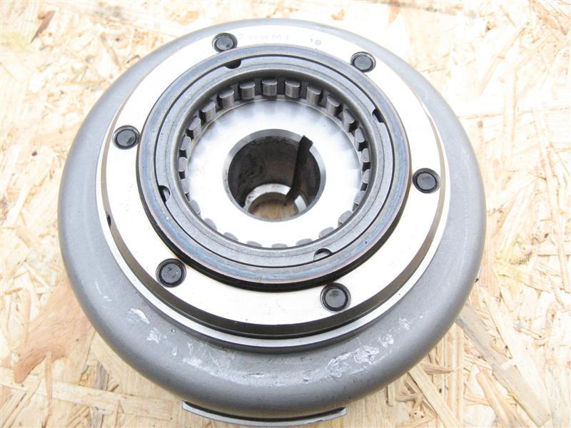 Sprzęgło rozrusznika koło magnesowe Suzuki VS 800