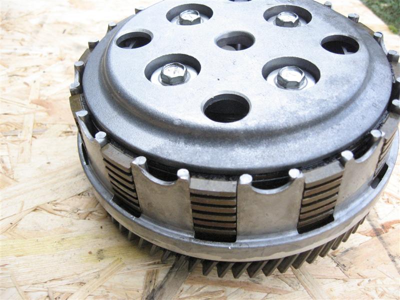 Sprzęgło kompletne Suzuki VS 800 Intruder