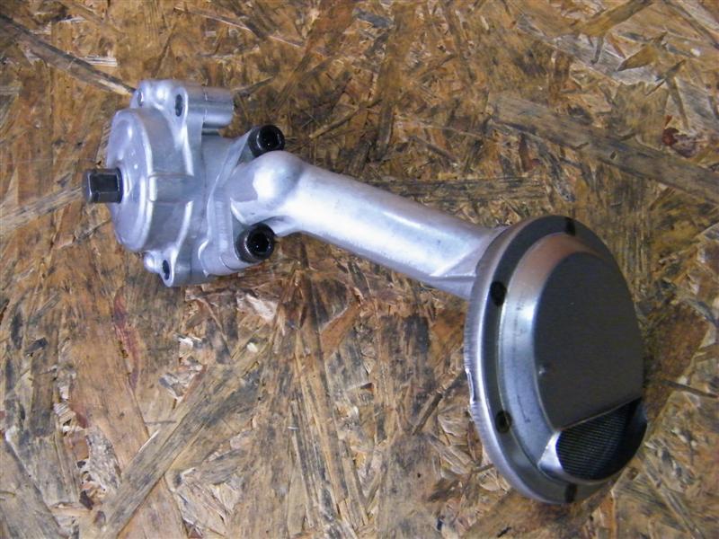 Pompa oleju olejowa Yamaha XZ 550