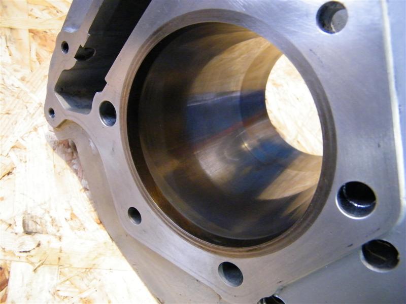 Cylinder blok Suzuki LS 650 Savage