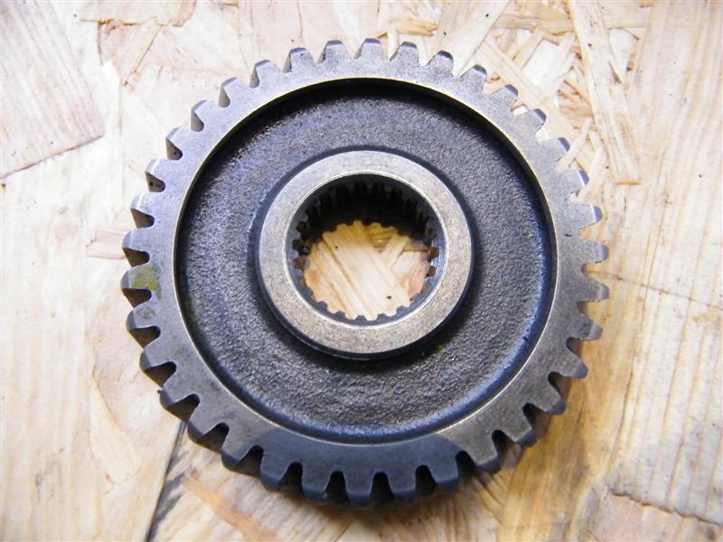 Koło zębate wału korbowego Suzuki LS 650 Savage