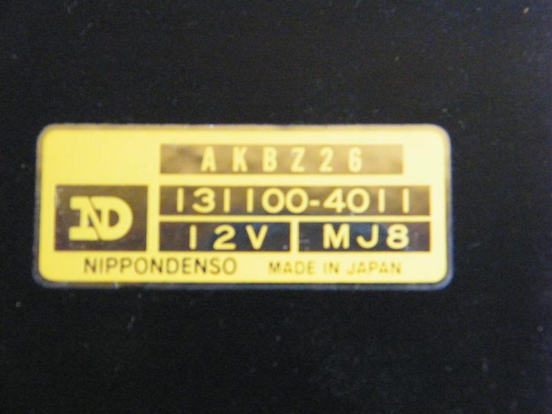Moduł zapłonu zapłonowy AKBZ26 Honda VF 500 Magna