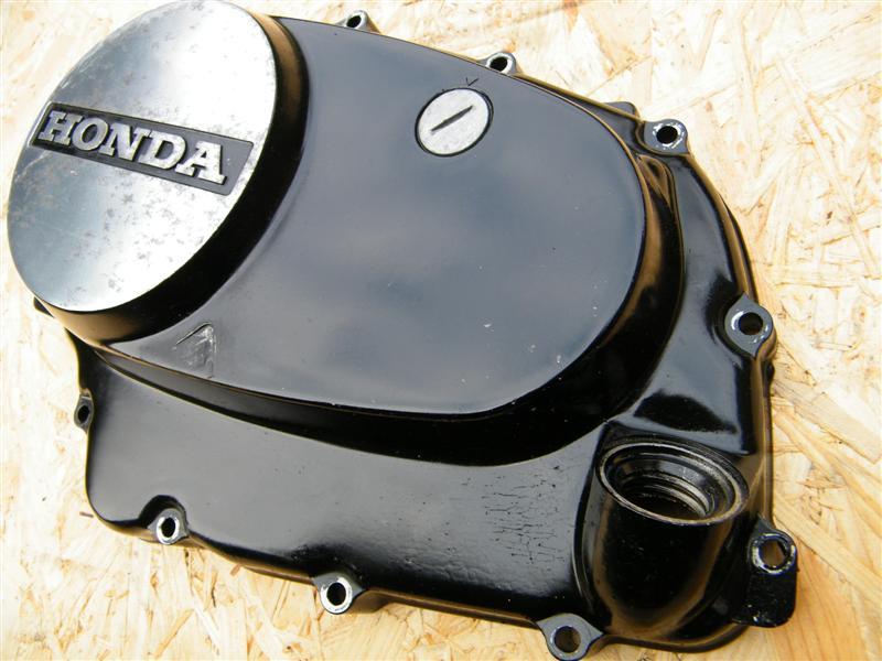 Obudowa dekiel pokrywa sprzęgła Honda VF 500 Magna