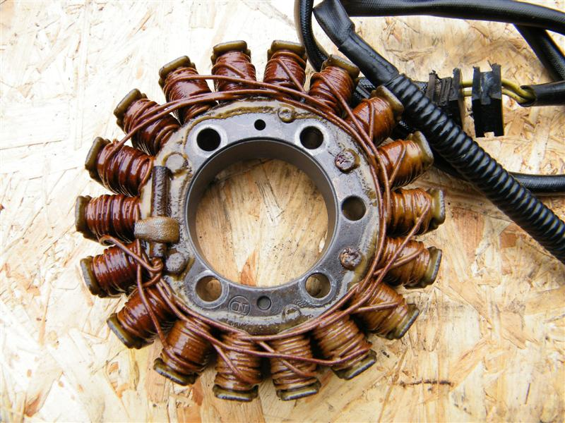 how to change alternator on magna e how