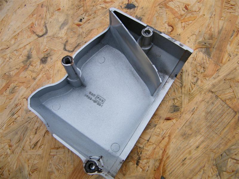 Osłona dekiel koła łańcucha Suzuki 125 Marauder