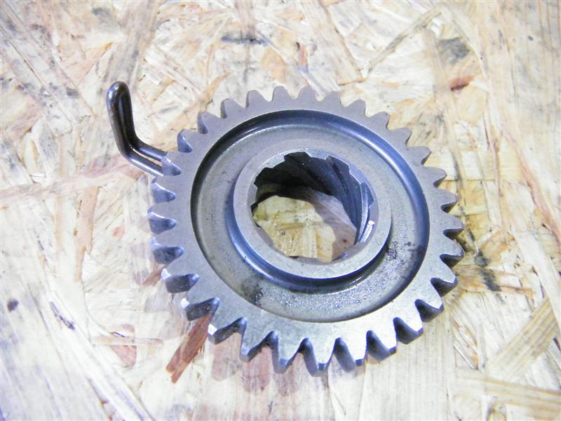 Koło zębate startera kopki zębatka Suzuki GT 80