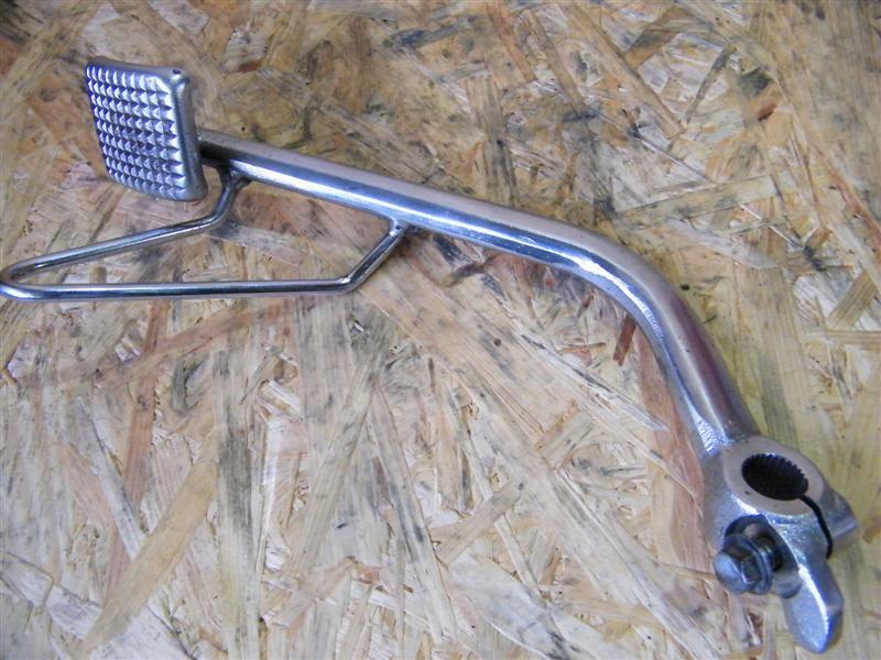 Dźwignia hamulca nożnego Kawaski Vulcan VN 750