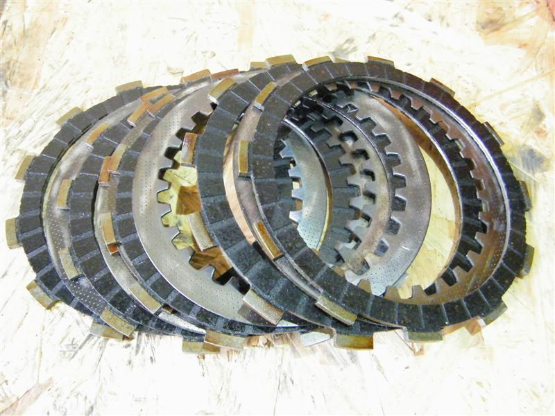 Tarcze sprzęgła sprzęgłowe Suzuki LS 650 Savage