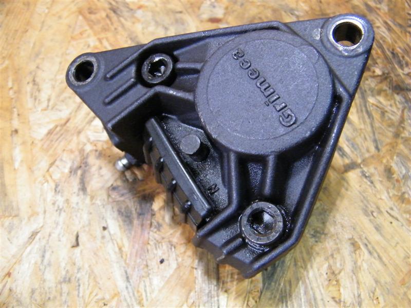 Zacisk hamulcowy prawy przód Moto Guzzi 750 Nevada