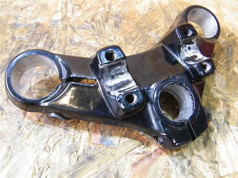 Półka górna zawieszenia Moto Guzzi 750 Nevada