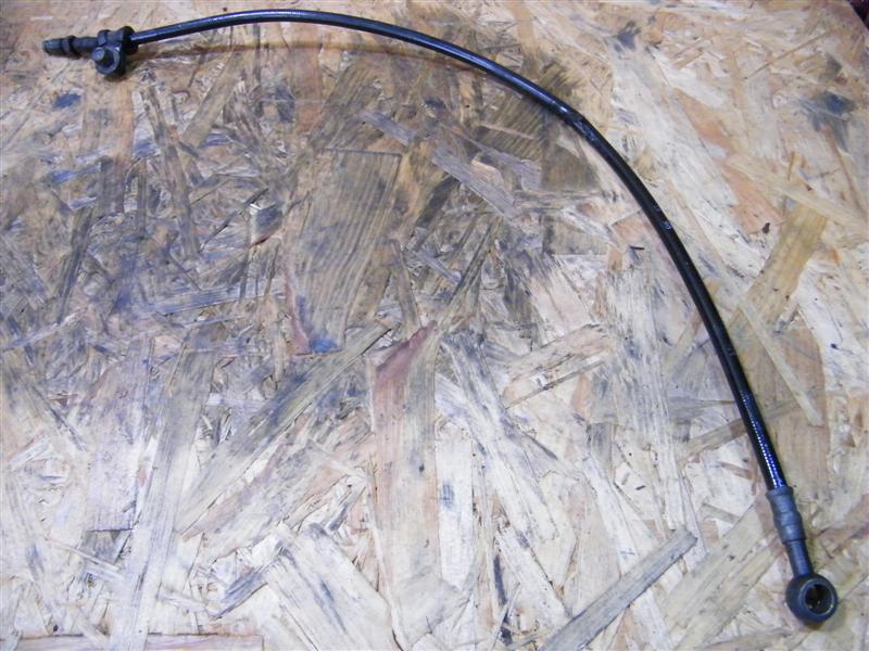 Przewód hamulcowy przód dół Moto Guzzi 750 Nevada